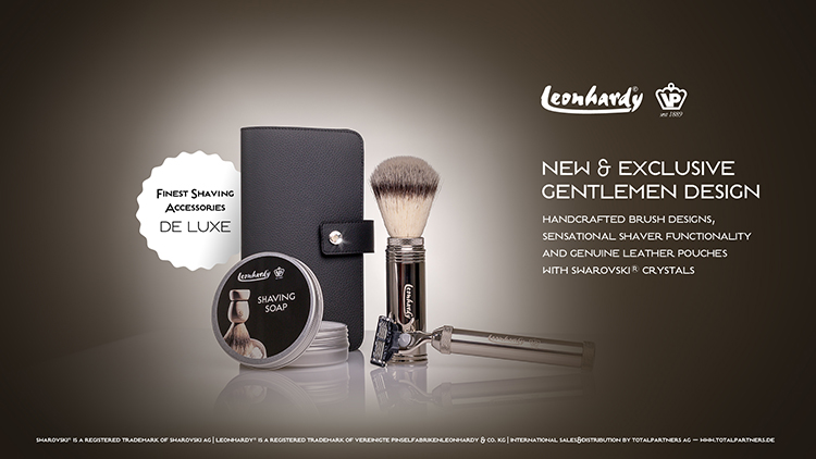 Finest Shaving Accessoires de Luxe