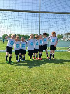 TOTALPartners is proud to be the sponsor of the Junior Soccer Team of SV Großschönach 1959 e.V.