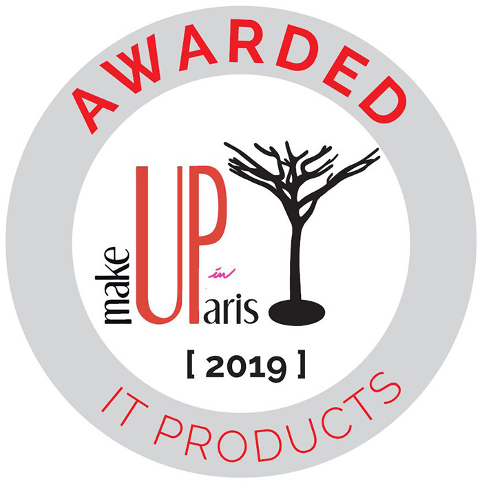 TOTALPartners AG has been awarded for the Innovation Tree 2019 @MakeUp Paris Expo